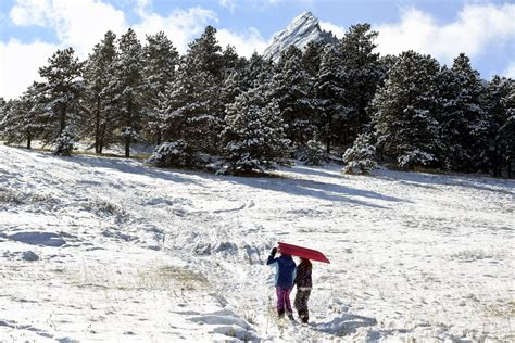 The 11 best places to go sledding near Denver, Boulder and