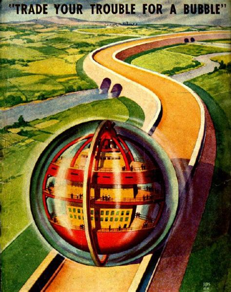 Past Predictions of the Future of Travel [20 Pics] | I