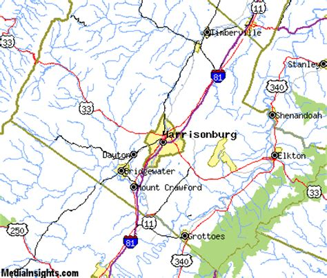 Harrisonburg Vacation Rentals, Hotels, Weather, Map and