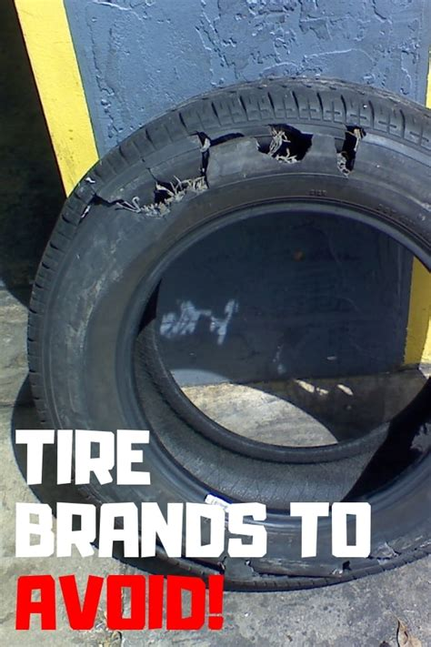 Worst Tire Brands to Avoid Purchasing in 2020 [6 Worst]