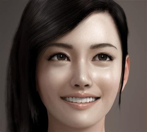 Scientists Generated The Perfect Face