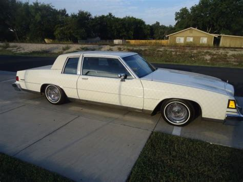 1984 BUICK LESABRE LIMITED LOWRIDER for sale: photos