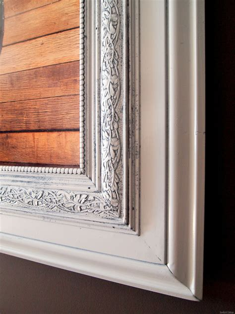 How to Build a Custom Frame Out of Trim Pieces | Reality