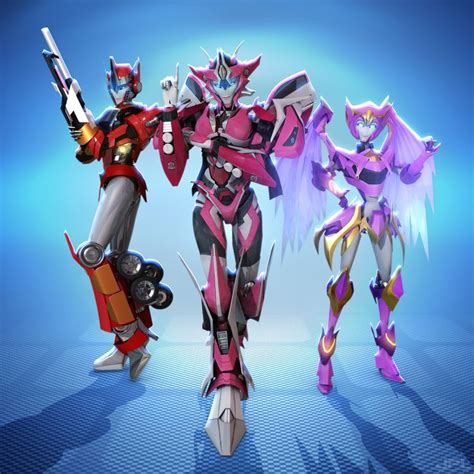 Prime's Angels ( COMMISSION ) by JPL-Animation on