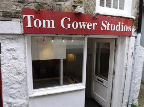 Tom Gower Studios, Lifeboat Hill, St