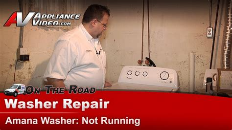 Amana , Speed Queen top load Washer Diagnostic Repair