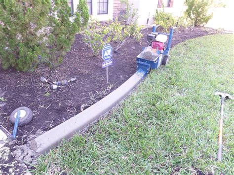 Concrete Landscape Edging – Be My Guest With Denise