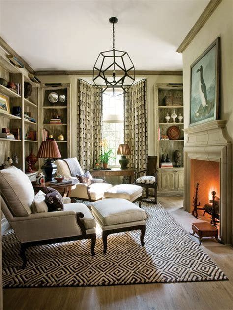 Small Den Home Design Ideas, Pictures, Remodel and Decor