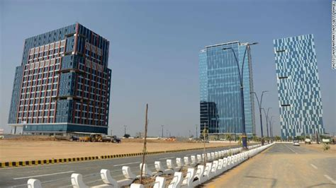 India's GIFT City: A gateway to the world's fastest