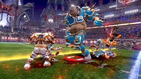 Mutant Football League (PS4 / PlayStation 4) Game Profile